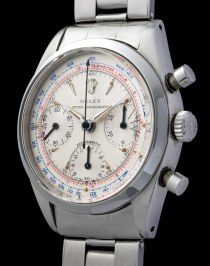 """Rolex """"The steel Pre-Daytona Blue & Red Scales"""""""