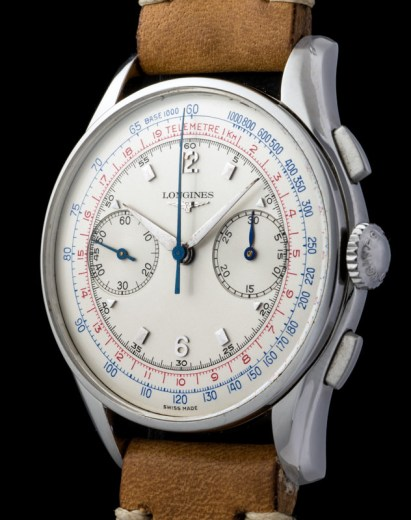 The Steel Longines Cal 30CH