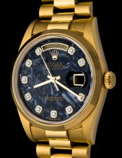 "Rolex - The ""Ammon"" President ref. 18208"""