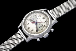 The Longines Oversize steel Chronograph