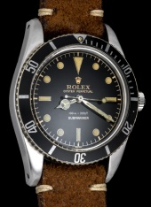 "Rolex ""The Exclamation Mark ref. 5508"" 5"