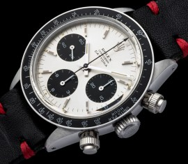 Rolex The first series Daytona ref. 6240 1