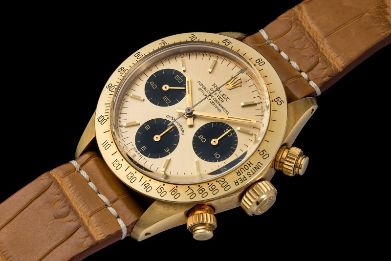 Rolex The Yellow gold 6265 0