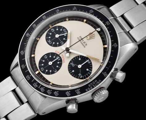 Rolex The Paul Newman 6264 with brown chapter ring 1