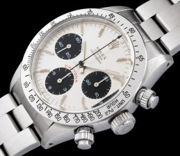 Rolex The steel Daytona 6265 1