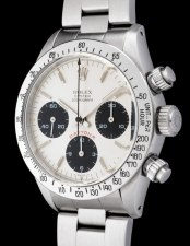 Rolex The steel Daytona 6265 2
