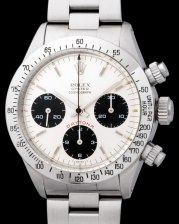 Rolex The steel Daytona 6265 3