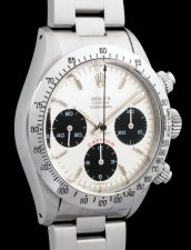 Rolex The steel Daytona 6265 4