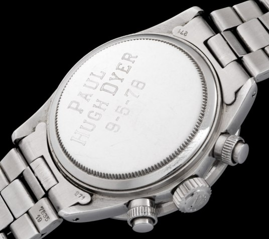Rolex The Oyster Paul Newman ref 6263