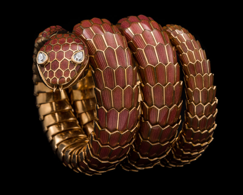 Bulgari The Bulgari Rose Snake 1