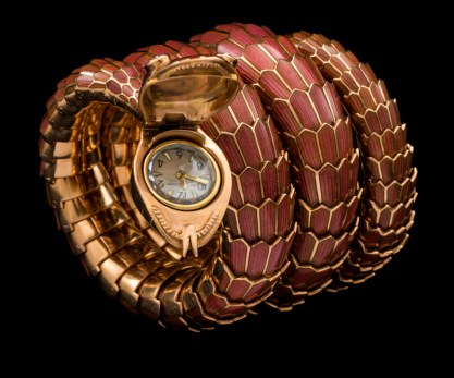 Bulgari The Bulgari Rose Snake