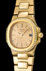 "Patek Philippe ""The Diamonds Lady gold Nautilus"""