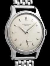 "Patek Philippe ""The steel 2509"""
