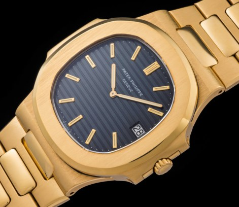 Patek Philippe The Gold Nautilus ref.3700
