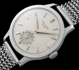 Patek Philippe The steel Patek 570