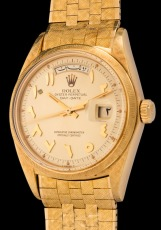 Rolex The Arabic Day Date ref 1806