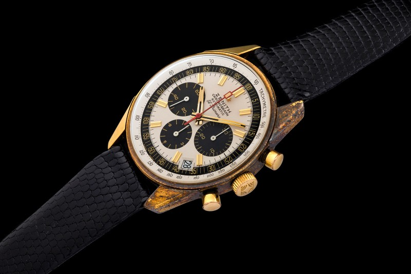 Zenith The gold First series El Primero
