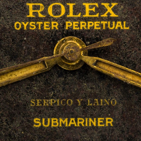 Rolex The Submariner 6204 retailed by Serpico y Laino 5