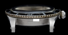 Rolex The Submariner 6204 retailed by Serpico y Laino 9