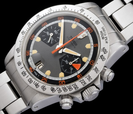 The First generation Tudor Monte Carlo ref 7032-0 1
