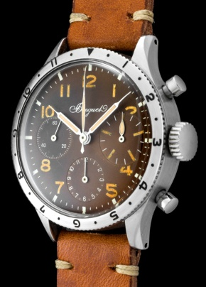 "Breguet ""The steel chronograph Aviator Type XX"" 2"