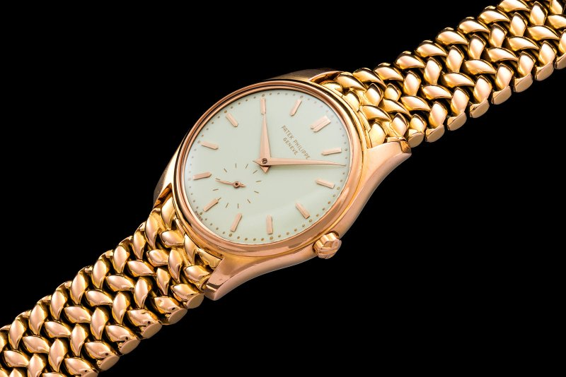 Patek Philippe %22The Rose Gold ref. 2526%22 0