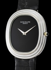 "Patek Philippe "" The white gold Ellipse ref 3634"" 2"