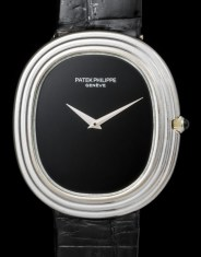 "Patek Philippe "" The white gold Ellipse ref 3634"" 3"