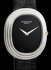 "Patek Philippe "" The white gold Ellipse ref 3634"" 4"