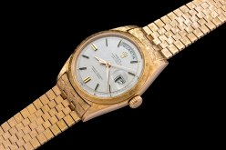 Rolex The rose gold first series Day Date ref 1803
