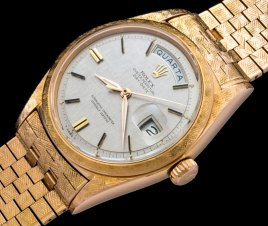 Rolex The rose gold first series Day Date ref 1803 1