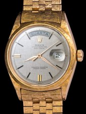 Rolex The rose gold first series Day Date ref 1803 3