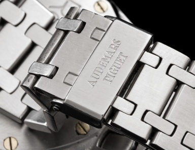 "Audemars Piguet "" The Jumbo A-Series Royal Oak ref. 5402"" 7"