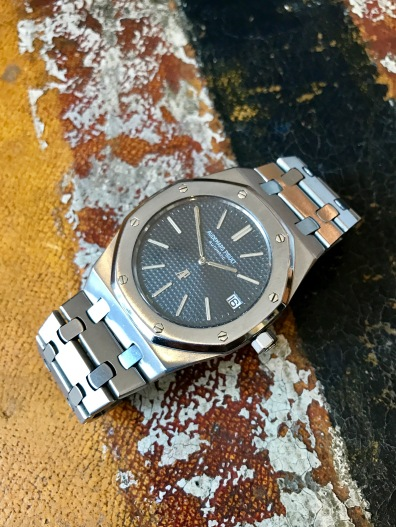 "Audemars Piguet "" The Jumbo A-Series Royal Oak ref. 5402"" nat 1"