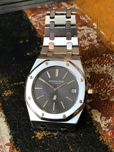 "Audemars Piguet "" The Jumbo A-Series Royal Oak ref. 5402"" nat 2"