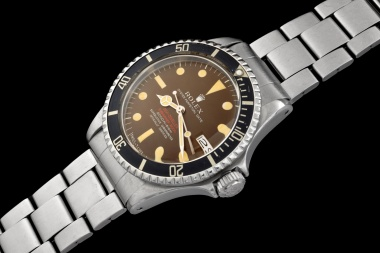 """Rolex """"The caramel brown Double Red Seadweller ref 1665"""" 0"""