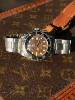 """Rolex """"The caramel brown Double Red Seadweller ref 1665"""" nat 3"""