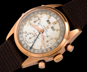 "Rolex ""The pink gold Jean Claude Killy ref. 6036"" 1"