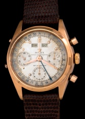 "Rolex ""The pink gold Jean Claude Killy ref. 6036"" 3"