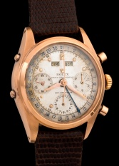 "Rolex ""The pink gold Jean Claude Killy ref. 6036"" 4"