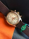 "Rolex ""The pink gold Jean Claude Killy ref. 6036"" nat 1"