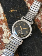 "Rolex ""The steel Black ref. 2734"" nat 2"