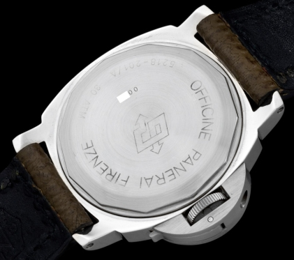 "Panerai ""The full set Luminor Logo ref 5218 - 201:A Pre-Vendome"" 5"