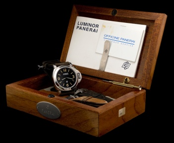 "Panerai ""The full set Luminor Logo ref 5218 - 201:A Pre-Vendome"" 7"