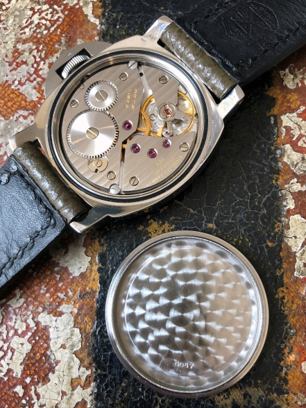 "Panerai ""The full set Luminor Logo ref 5218 - 201:A Pre-Vendome"" 8"