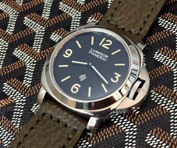 "Panerai ""The full set Luminor Logo ref 5218 - 201:A Pre-Vendome"" nat 1"