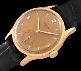 "Patek Philippe ""The Monochrome Pink Gold ref. 570"" 1"