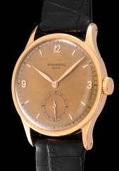 "Patek Philippe ""The Monochrome Pink Gold ref. 570"" 2"