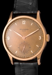"Patek Philippe ""The Monochrome Pink Gold ref. 570"" 3"