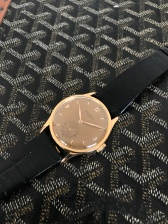 "Patek Philippe ""The Monochrome Pink Gold ref. 570"" nat 2"